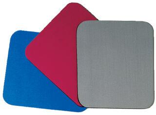 Fellowes Tapis de souris Medium, en polyestère, rouge
