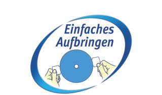 AVERY Zweckform Etiquette CD/DVD SuperSize, blanc, mat
