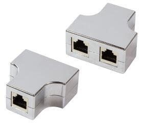 LogiLink Adaptateur T modulaire, RJ45