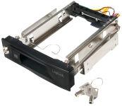 LogiLink Rack amovible pour disques durs SATA 3,5', noir