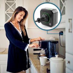 ANSMANN prise de courant programmable 'ZEROWATT' AES1,