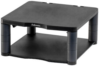 Fellowes Support moniteur Premium, noir
