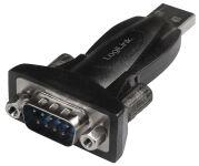 LogiLink Adaptateur USB 2.0 - RS232 avec rallonge