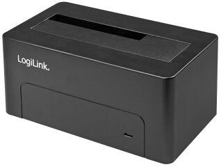 LogiLink Station d'accueil USB 3.0 pour disques durs SATA