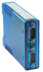 W&T convertisseur d'interface RS232 - 20 mA, 1 KV isolé