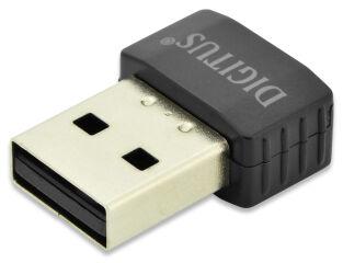 DIGITUS mini adaptateur Wifi USB 2.0 Dual-Band