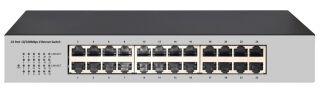 DIGITUS Switch 19' non administré Fast Ethernet N-Way
