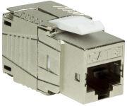 Adaptateur modulaire LogiLink Cat.8.1 PrimeLine, blindé