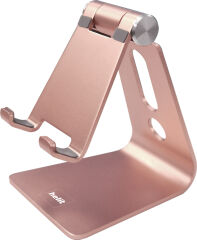 helit Support pour smartphone 'the lite stand', or rosé