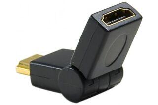 DACOMEX Sachet adaptateur HDMI articulé