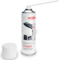 ednet Nettoyant à gaz comprimé Power Duster, 400 ml