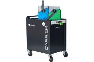 LocknCharge Carrier 20 Cart chariot rangement et charge - 20 tablettes