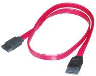 DIGITUS Câble de raccordement Serial ATA, type L, 0,5 m