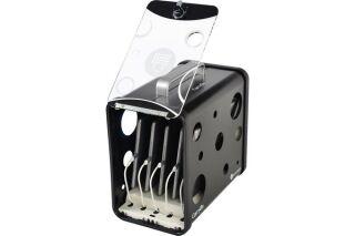 Lockncharge CarryOn 5 tablettes noir