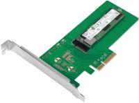 LogiLink Carte SSD PCIe - M.2 PCI-Express