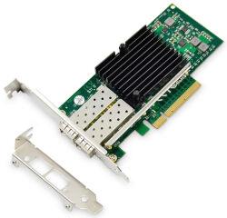 DIGITUS Carte réseau Dual Port PCI Express 10 Gigabit SFP