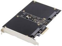 DIGITUS Carte HDD/SSD 2.5' SATA III RAID PCI Express