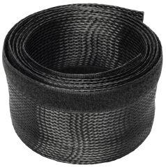 DIGITUS Gaine de câbles flexible à fermeture auto-agrippante