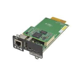 EATON Network Card-M2 - carte de supervision distante - Gigabit Ethernet x 1