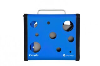 Lockncharge CarryOn 5 tablettes bleu