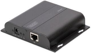DIGITUS Rallonge 4K HDMI via IP, unité de réception