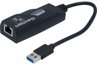 Adaptateur USB-A 3.2 Réseau 2,5G Multi-Gigabit à cordon
