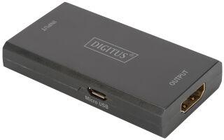 DIGITUS Amplificateur de signal 4K HDMI, 60 Hz