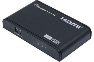 SPLITTER HDMI 2.0 4K HDR 18GBPS - 2 PORTS